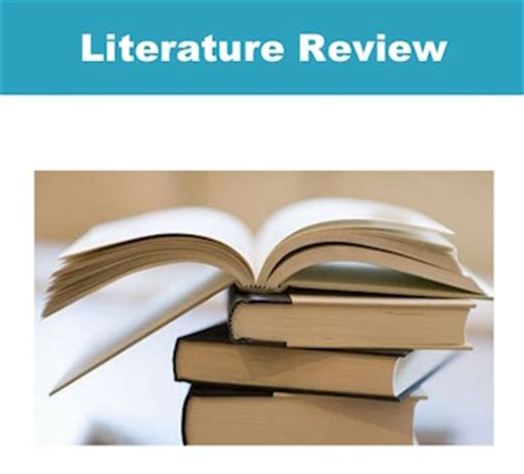 What is the importance of literature review on research